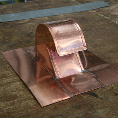 Ejmcopper com custom copper roof wall vents 4 for 6 bathroom roof vent