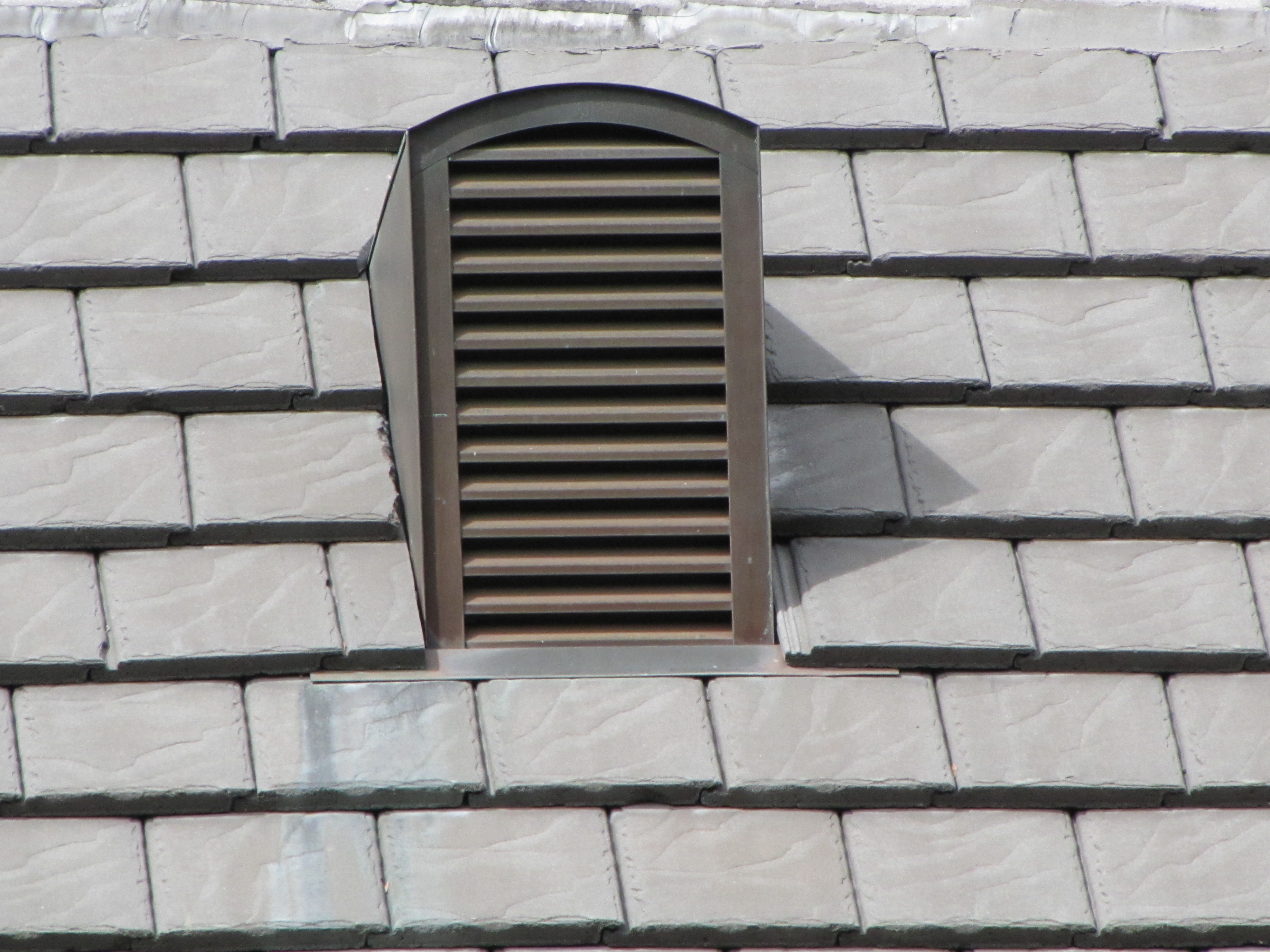 Dormer Roof Vents Amp Smartvent Can Be Use At The Eave Mid